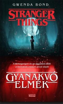 Itt a Stranger Things könyv