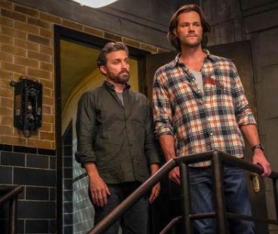 Supernatural S15E09 – The Trap