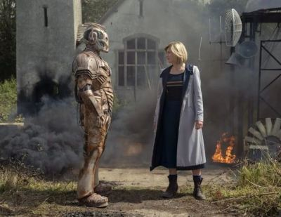Doctor Who S12E09 – Ascension of the Cybermen