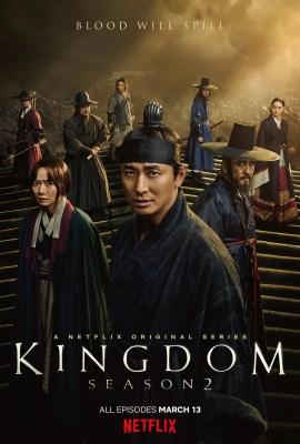 Koreai Zombiapokalipszis, vagyis Kingdom Season 2
