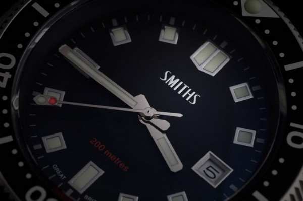 Smiths Diver PRS-68 Dial And Hands