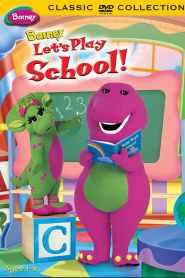 Barney: Let's Play School! (1999)