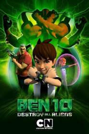 Ben 10 Destroy All Aliens (2012)