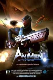 AniMen – Triton Force (2010)