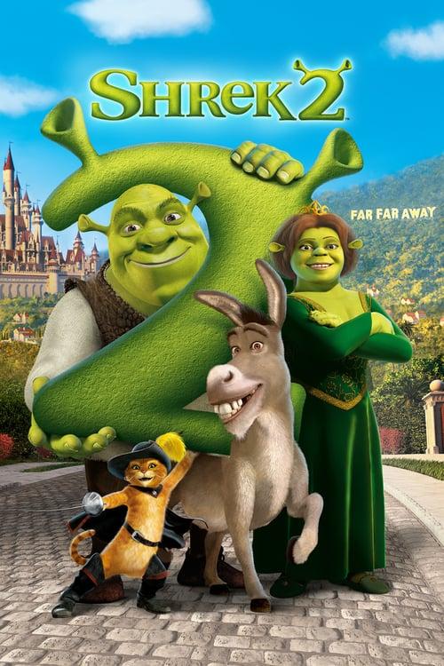 Watch Shrek 2 (2004) online free watchcartoononline