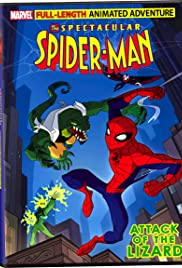 The Spectacular Spider-Man Attack of the Lizard (2008)