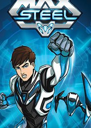 Max Steel Animated Films 2015