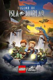 LEGO Jurassic World: Legend of Isla Nublar Season 1