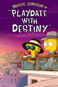 Maggie Simpson in Playdate with Destiny (2020)