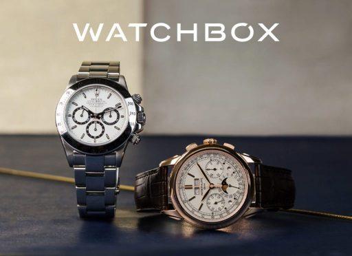 Watchbox watch dealer
