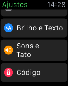 Apple Watch - Sons e Tato