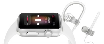Utilize acessórios bluetooth com o Apple Watch