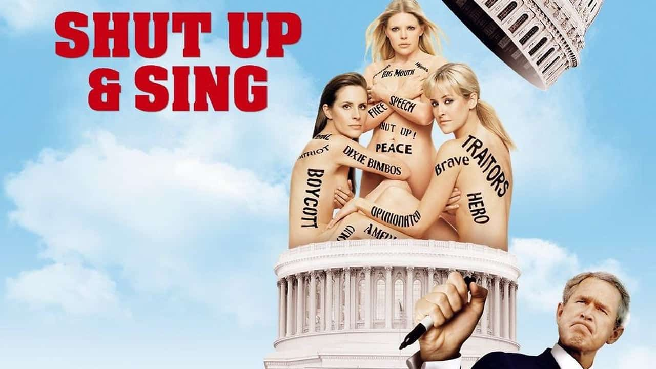 Image result for shut up and sing dixie chicks