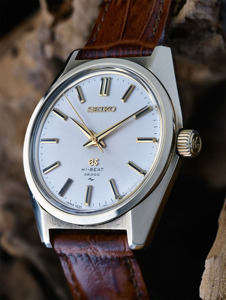Grand Seiko 4520-8000 Cap Gold