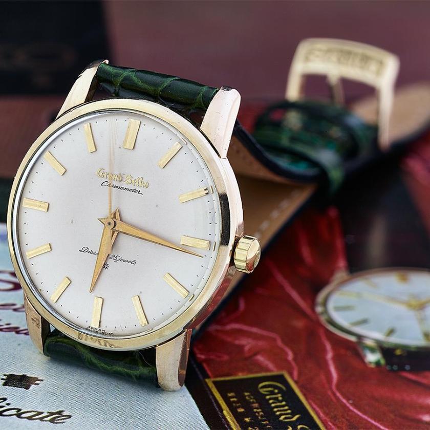 "Grand Seiko Chronometer ""First""/""3180"""