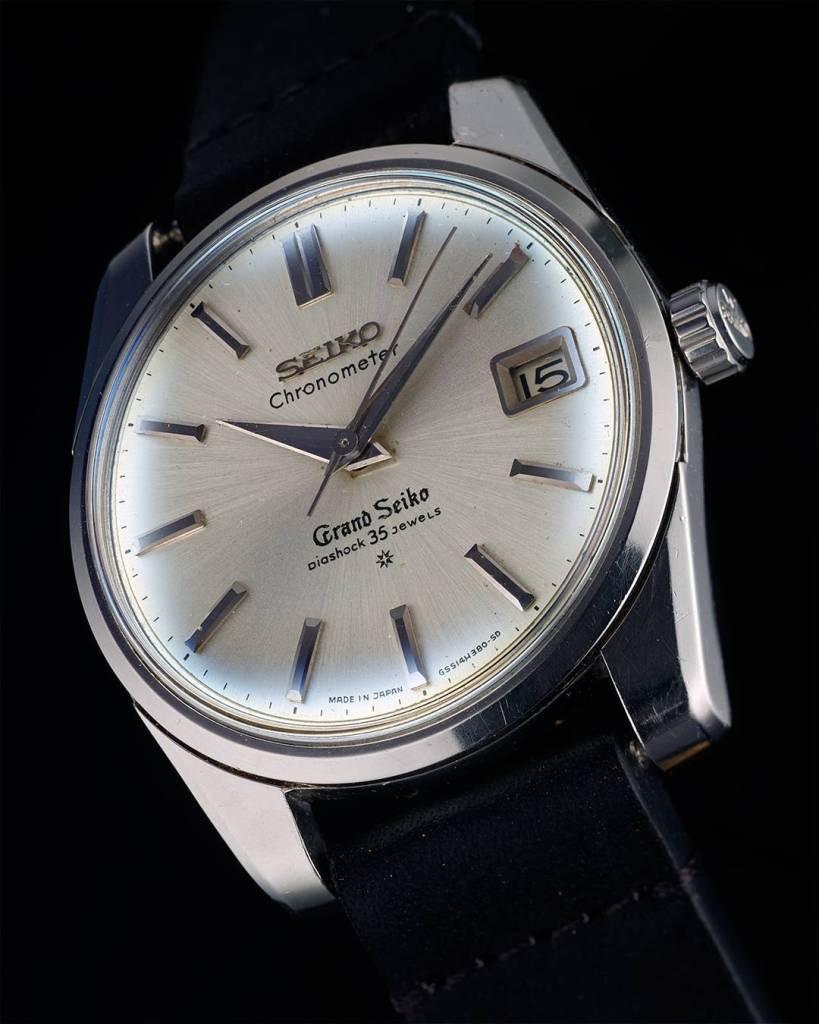 Grand Seiko 43999 SD dial