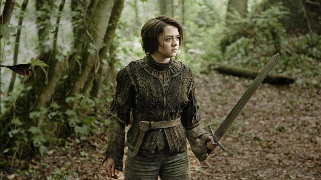 At the beginning of season three, Williams had literally outgrown her character.