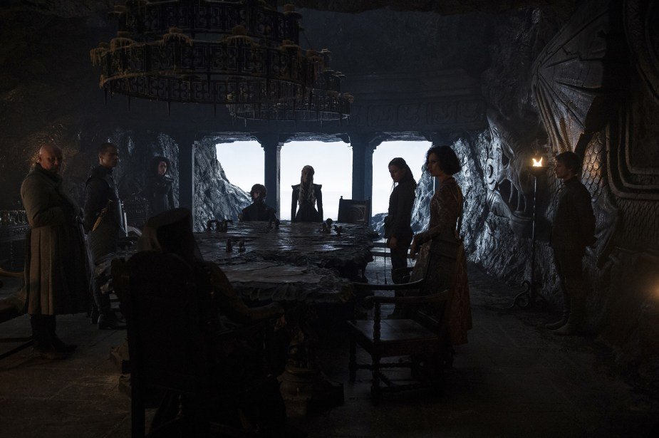 Image result for game of thrones stormborn episode daenerys