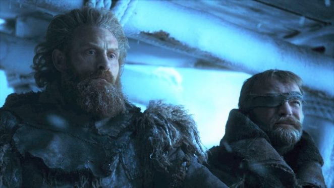 7x07 Tormund Beric Eastwatch