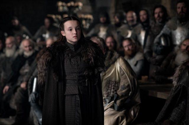 Lyanna Mormont Winterfell
