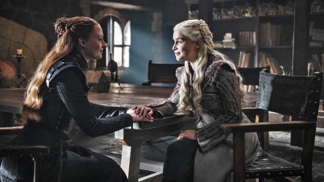 Sansa Stark Daenerys Dany Targaryen Season 8 802