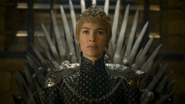 Cersei 610 Season 6 Throne