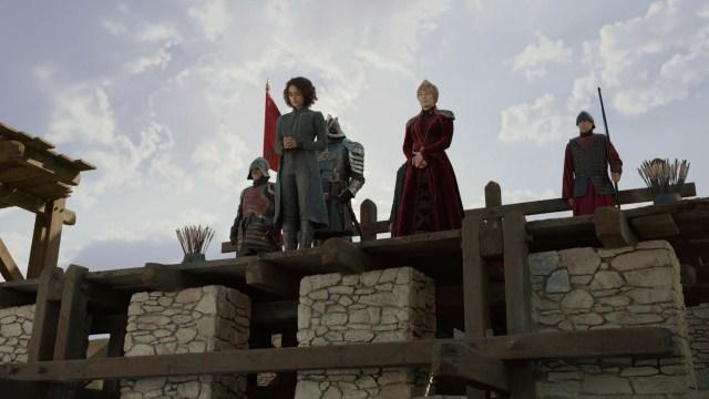 Missandei Cersei Lannister Gregor Mountain Clegane Season 8 804