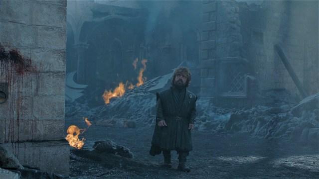 Tyrion Lannister King's Landing Season 8 806 1
