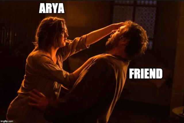 Arya Meryn