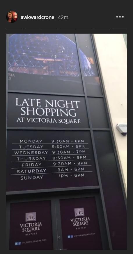 Georgie Victoria Square