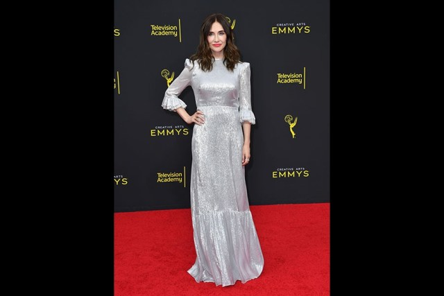 carice van houten creative emmys red carpet