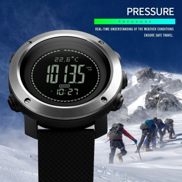 Altitude Men Digital Watches