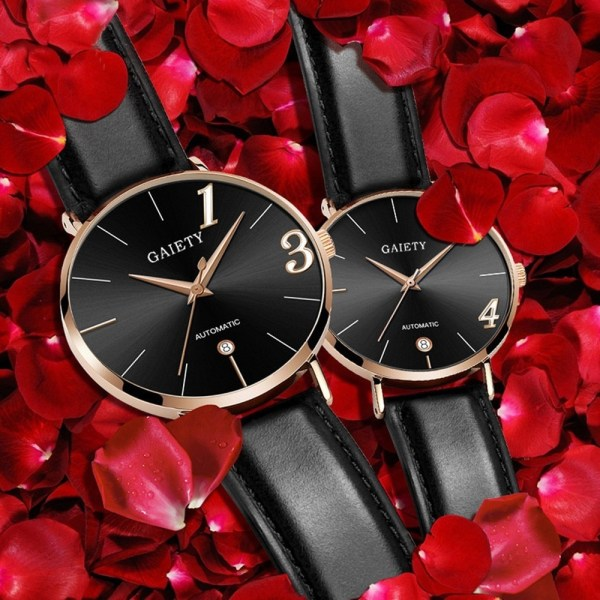 Couple Watches Fashion Unisex Watch