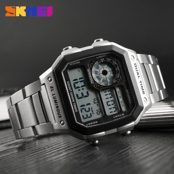 Digital Men Watches Sport Watch