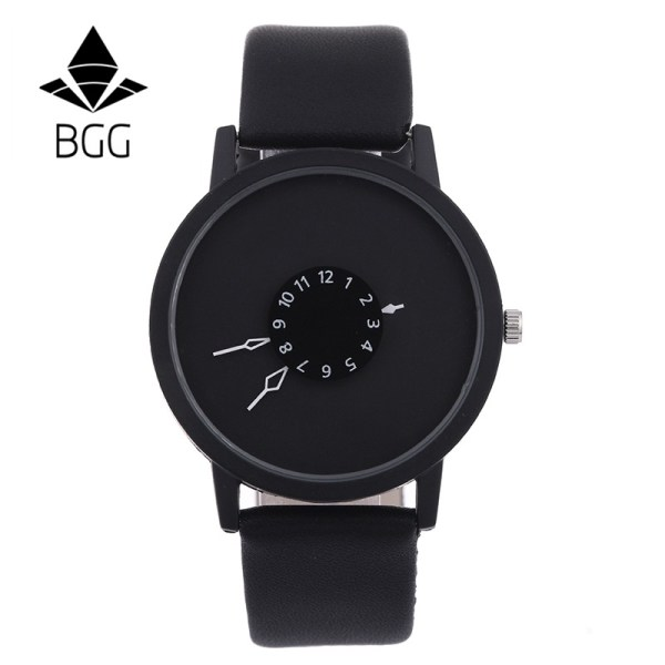Creative Watches Women Men Quartz