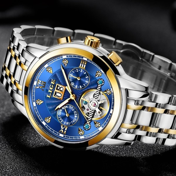 Luxury Mechanical Watch Business Watches