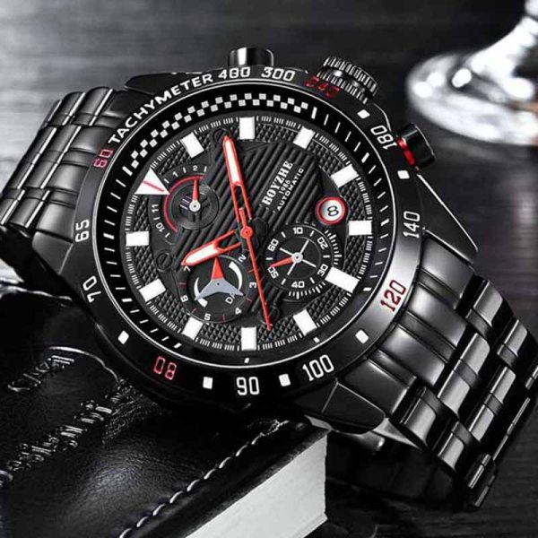Luxury Sport Watch Stainless Steel Watch