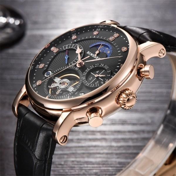 Men Watch Mechanical Luxury Watches