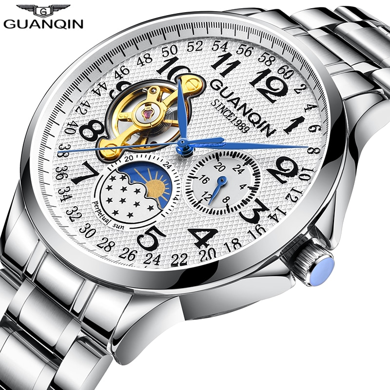 Men Watches Business Mechanical Watch