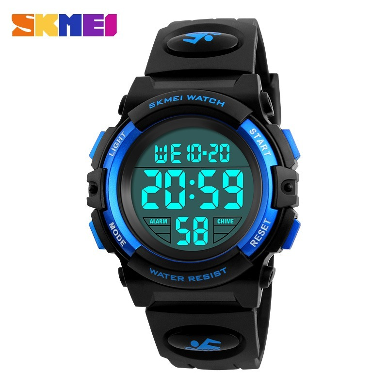 Children LED Watch Sports Watch
