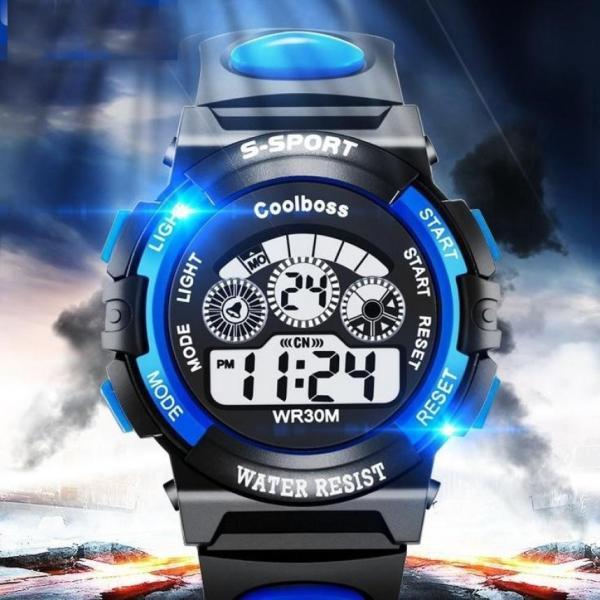 Children Watch LED Sports Watches