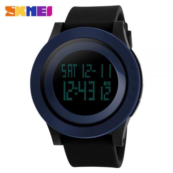 Fashion Silicone Waterproof LED Digital Watch