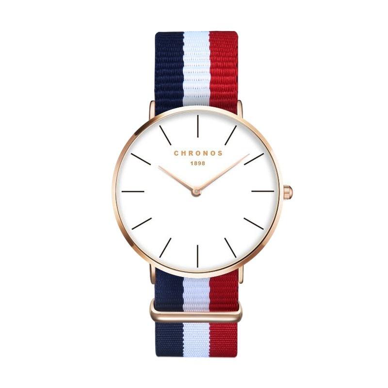 Fashion Watches Ultra Slim Quartz Watch