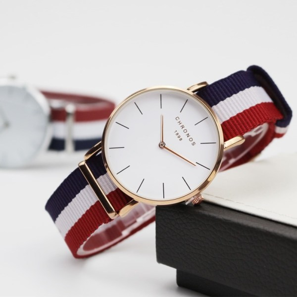 Fashion Watches Ultra Slim Quartz Watch