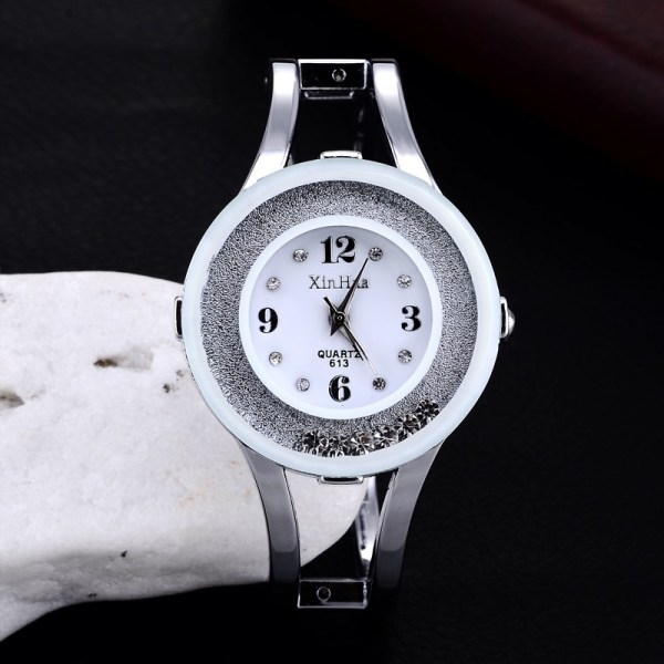 Full Steel Bracelet Watch Women Watches