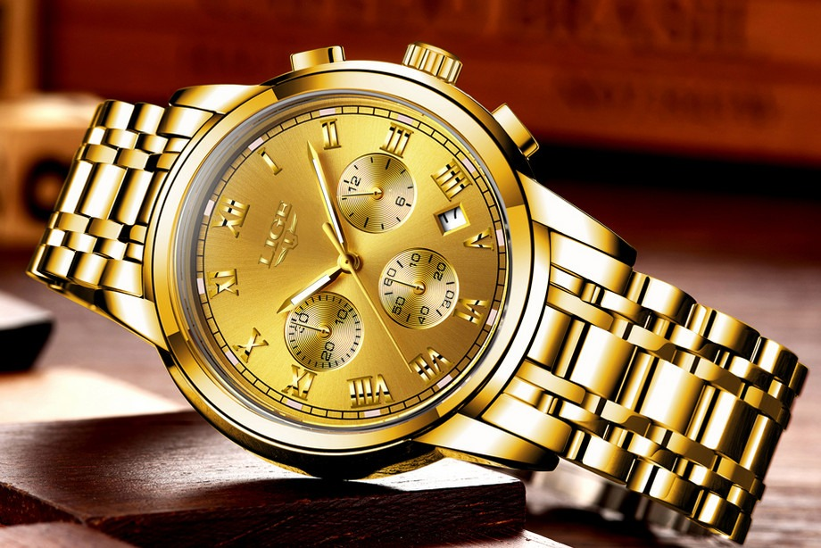Gold Watches For Men - Should You Buy One?