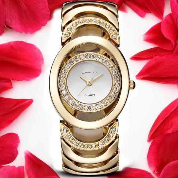 Luxury Women Watch Fashion Design Bracelet