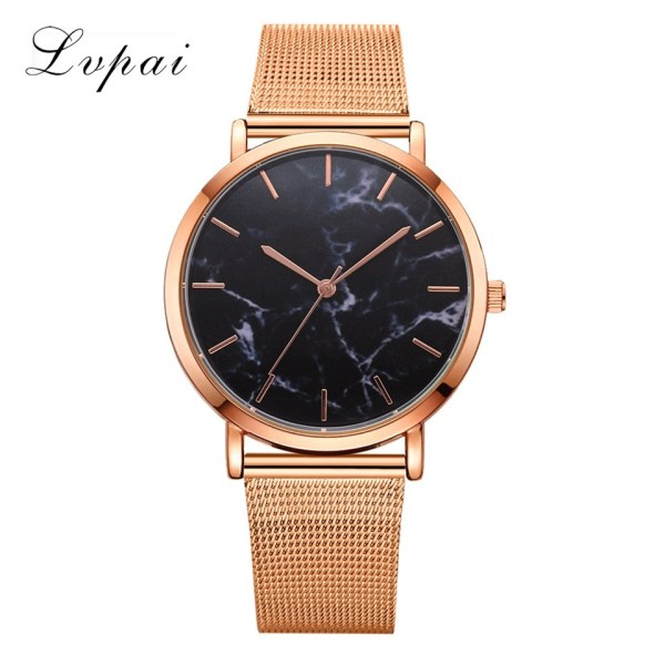 Marble Wrist Watch Casual Watches