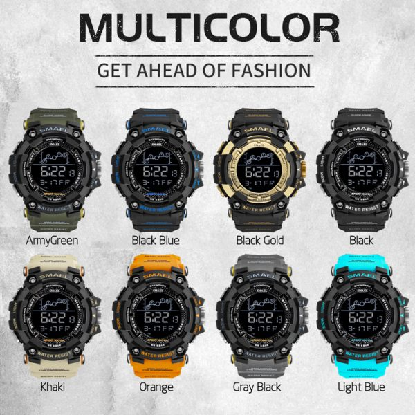 Men's Watches Outdoor Sports Watch