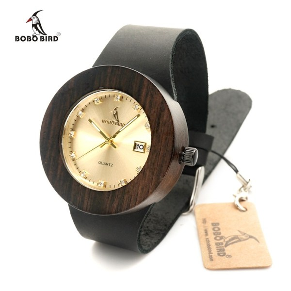 Men Women Wood Watches